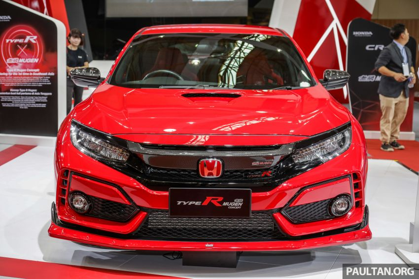 FK8 Honda Civic Type R Mugen Concept on show in Malaysia – first appearance in Southeast Asia Image #945420