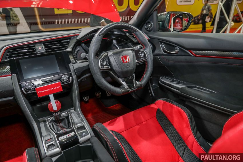 FK8 Honda Civic Type R Mugen Concept on show in Malaysia – first appearance in Southeast Asia Image #945510
