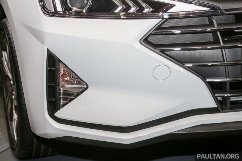 2019 Hyundai Elantra facelift launched – from RM110k Image #950457