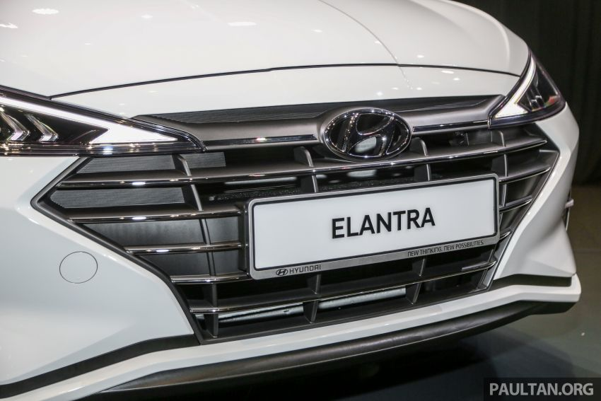 2019 Hyundai Elantra facelift launched – from RM110k Image #950459