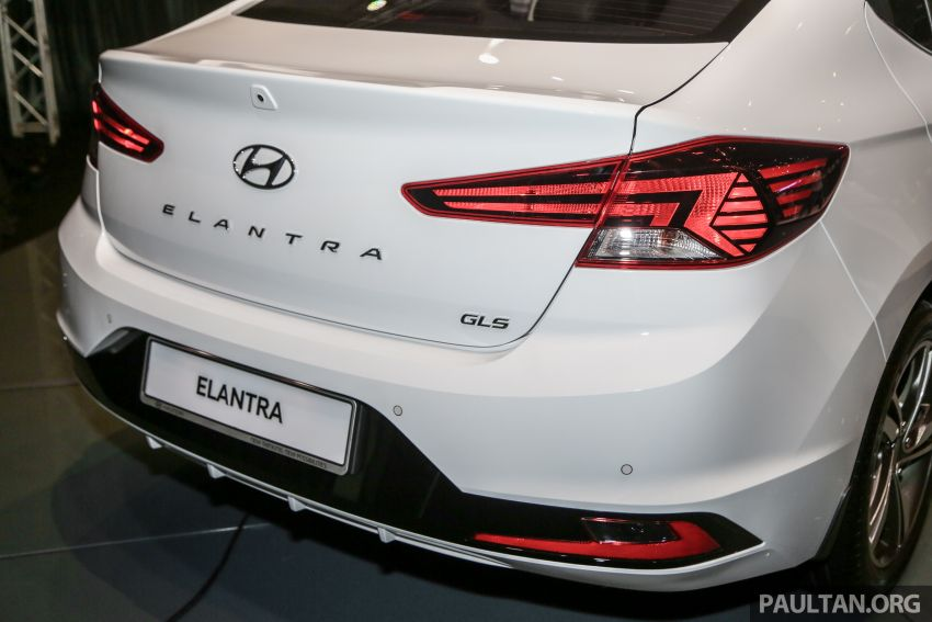 2019 Hyundai Elantra facelift launched – from RM110k Image #950472