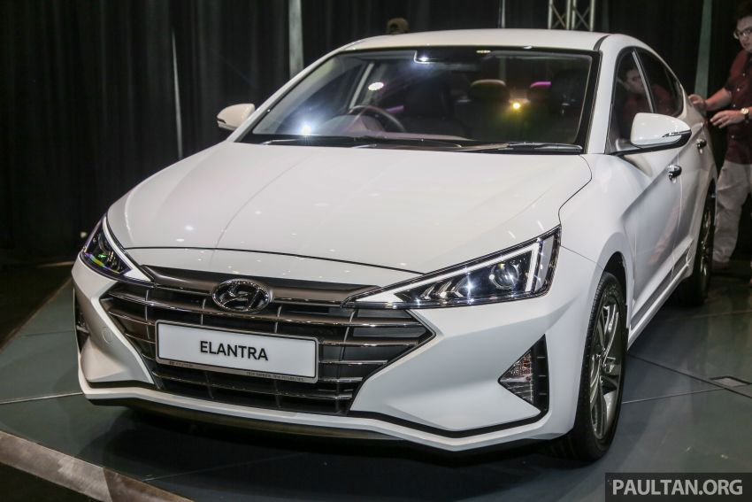 2019 Hyundai Elantra facelift launched – from RM110k Image #950449