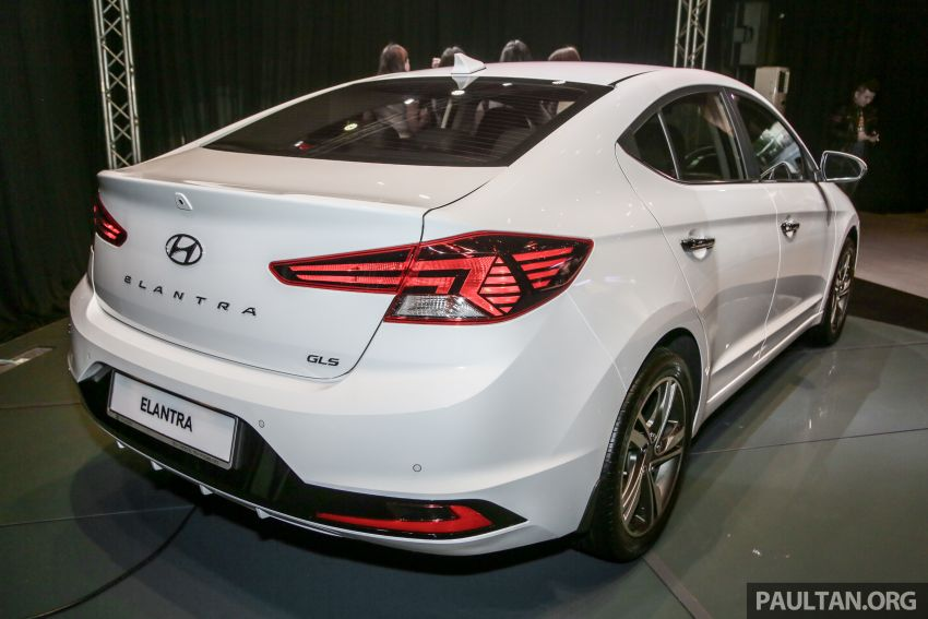 2019 Hyundai Elantra facelift launched – from RM110k Image #950450