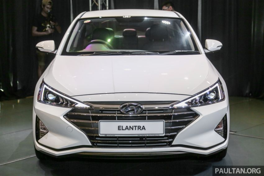 2019 Hyundai Elantra facelift launched – from RM110k Image #950451