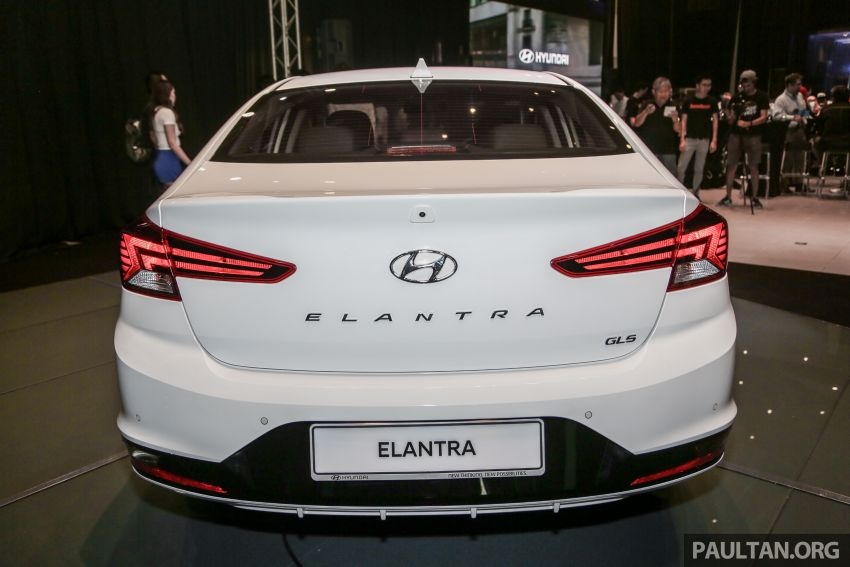 2019 Hyundai Elantra facelift launched – from RM110k Image #950452