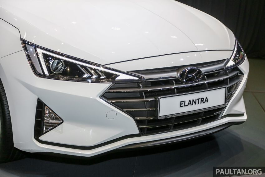 2019 Hyundai Elantra facelift launched – from RM110k Image #950454