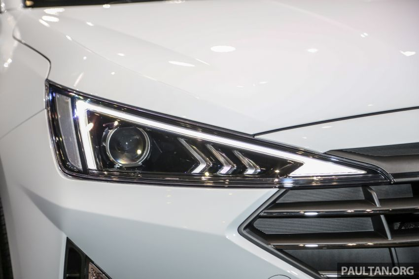 2019 Hyundai Elantra facelift launched – from RM110k Image #950455