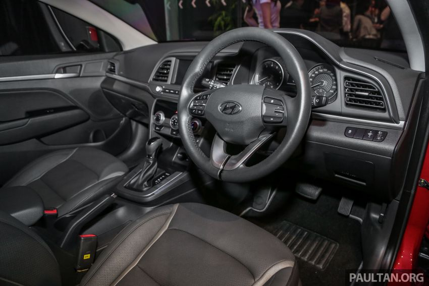 2019 Hyundai Elantra facelift launched – from RM110k Image #950490