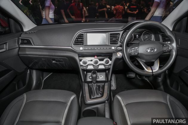 2019 Hyundai Elantra Ad Facelift Launched In Malaysia From