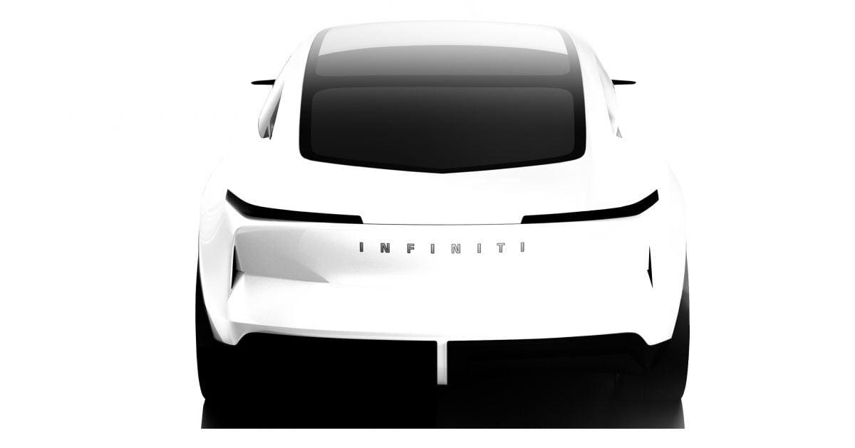 infiniti qs inspiration sports sedan concept teased