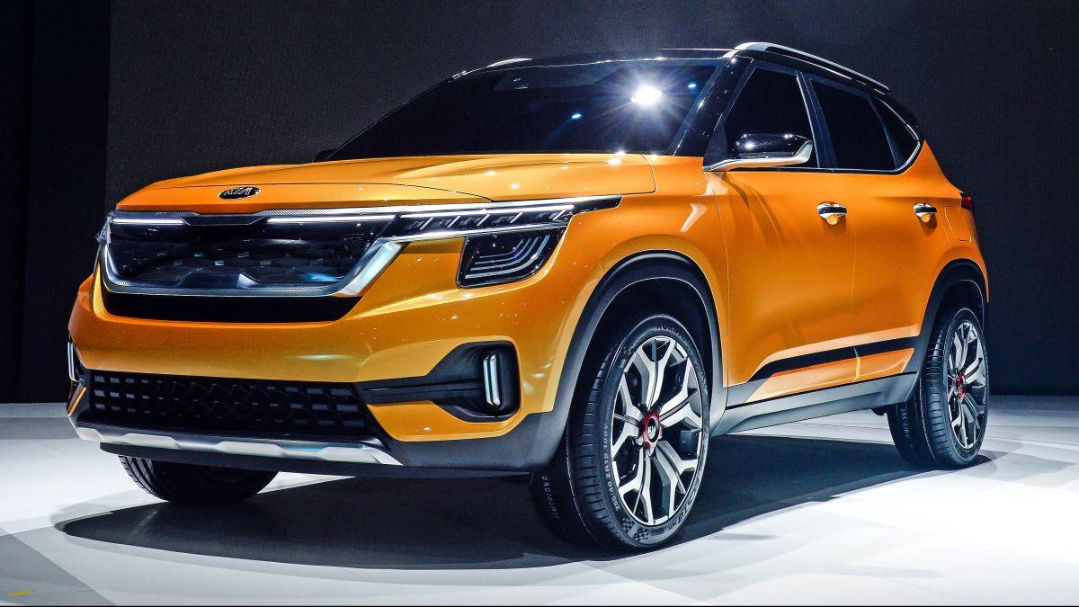 Kia SP Signature Concept Previews B-segment SUV