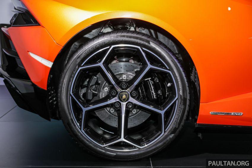 Lamborghini Huracan Evo dipertontonkan di Malaysia Image #944076