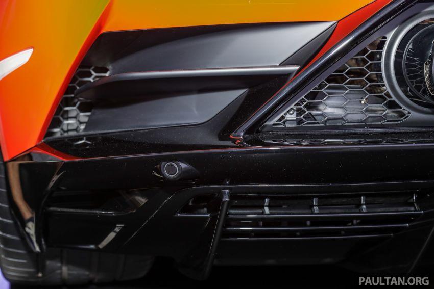 Lamborghini Huracan Evo dipertontonkan di Malaysia Image #944080