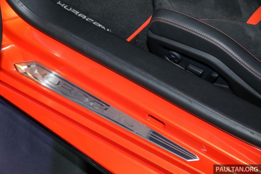 Lamborghini Huracan Evo dipertontonkan di Malaysia Image #944101