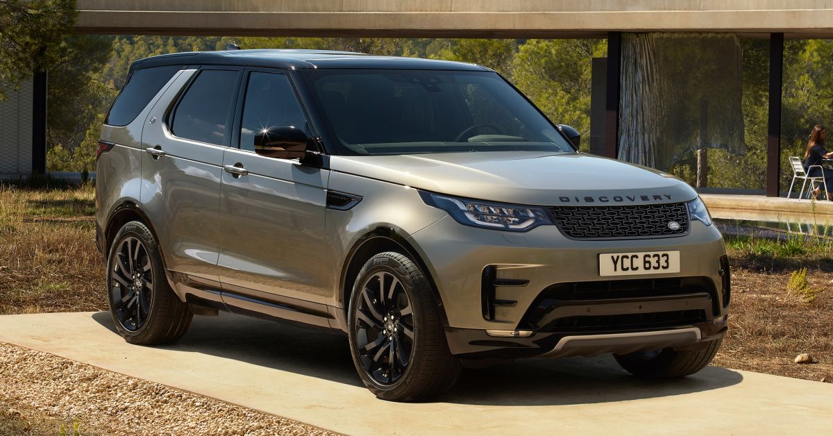 Local Market Tool >> Land Rover Discovery Landmark Edition debuts, built to ...
