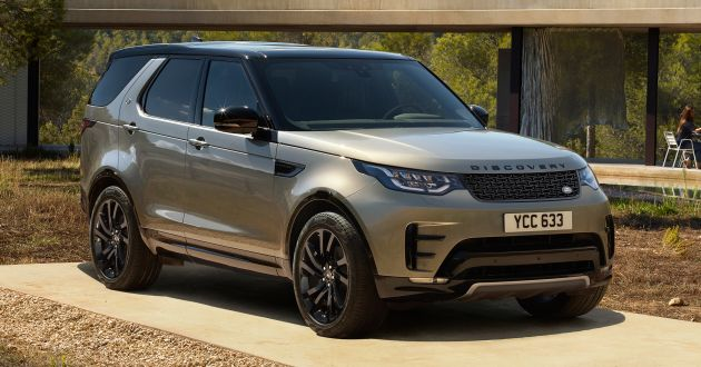 Land Rover Discovery Landmark Edition Debuts Built To