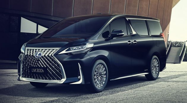 Lexus 7 Seater >> Lexus Lm Unveiled For Asia Ultimate Luxury Alphard