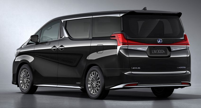 Lexus LM unveiled for Asia – ultimate luxury Alphard Image #948244