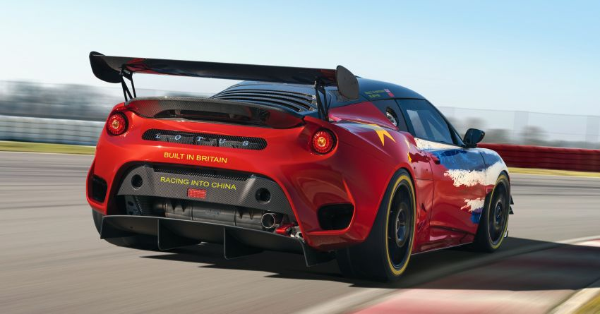 Lotus Evora GT4 Concept – 450 hp, 510 Nm machine! Image #948166
