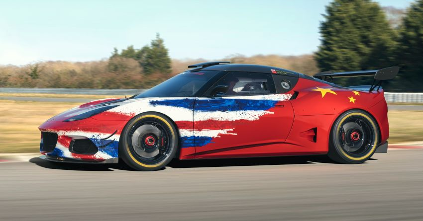 Lotus Evora GT4 Concept – 450 hp, 510 Nm machine! Image #948180