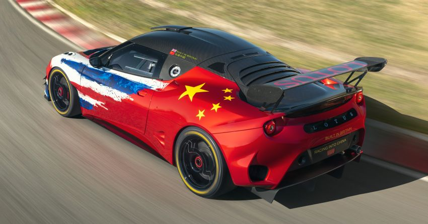Lotus Evora GT4 Concept – 450 hp, 510 Nm machine! Image #948182