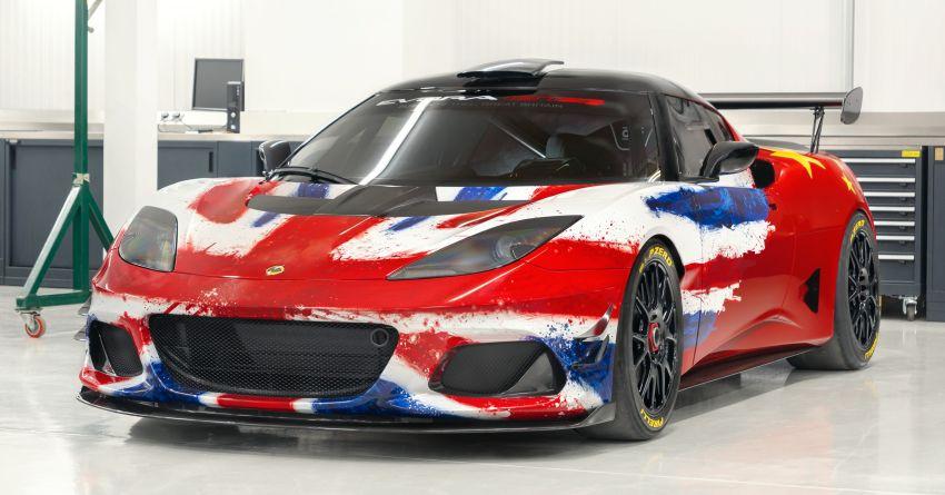 Lotus Evora GT4 Concept – 450 hp, 510 Nm machine! Image #948193