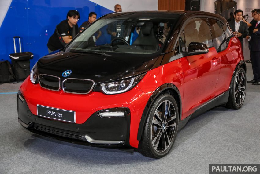 BMW i3s officially launched in Malaysia – 181 hp and 270 Nm, 120 Ah battery, 260 km EV range, RM279k Image #945738