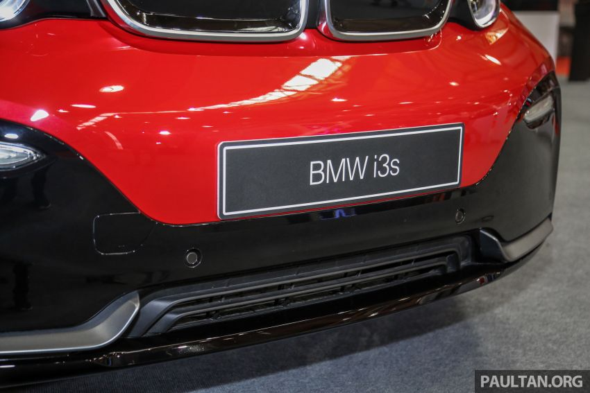 BMW i3s officially launched in Malaysia – 181 hp and 270 Nm, 120 Ah battery, 260 km EV range, RM279k Image #945753