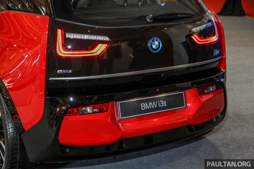 BMW i3s officially launched in Malaysia – 181 hp and 270 Nm, 120 Ah battery, 260 km EV range, RM279k Image #945764