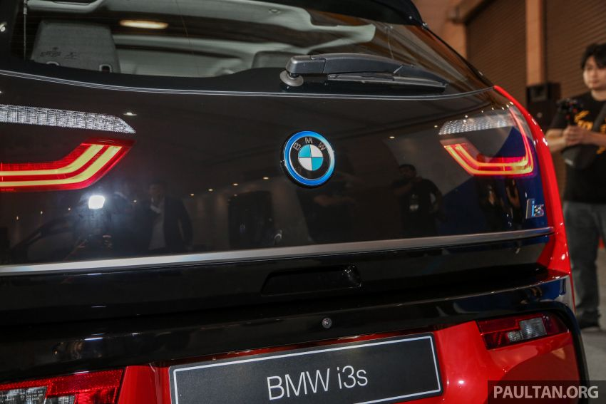 BMW i3s officially launched in Malaysia – 181 hp and 270 Nm, 120 Ah battery, 260 km EV range, RM279k Image #945769