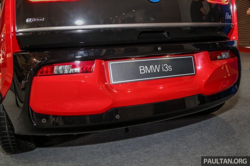 BMW i3s officially launched in Malaysia – 181 hp and 270 Nm, 120 Ah battery, 260 km EV range, RM279k Image #945771