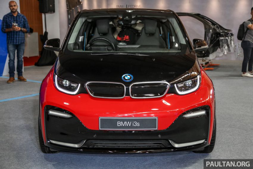 BMW i3s officially launched in Malaysia – 181 hp and 270 Nm, 120 Ah battery, 260 km EV range, RM279k Image #945740