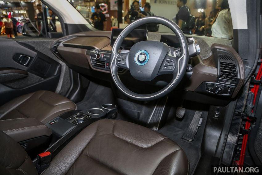 BMW i3s dilancarkan di Malaysia – mula dari RM279k Image #945970