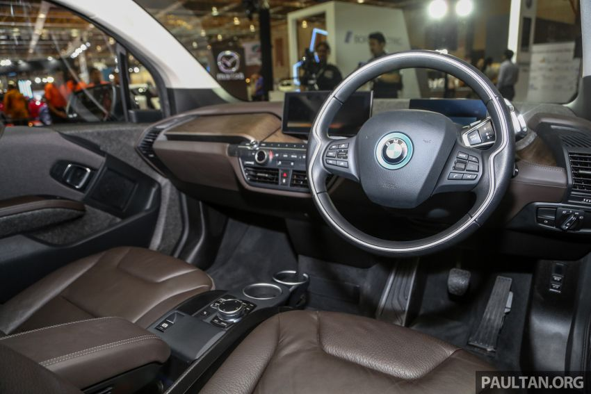 BMW i3s officially launched in Malaysia – 181 hp and 270 Nm, 120 Ah battery, 260 km EV range, RM279k Image #945779