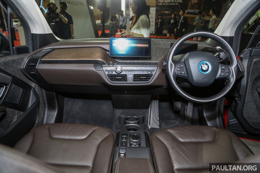 BMW i3s officially launched in Malaysia – 181 hp and 270 Nm, 120 Ah battery, 260 km EV range, RM279k Image #945781