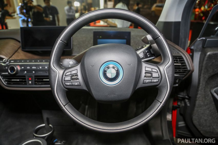 BMW i3s officially launched in Malaysia – 181 hp and 270 Nm, 120 Ah battery, 260 km EV range, RM279k Image #945782