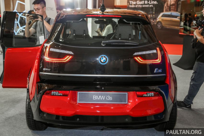BMW i3s officially launched in Malaysia – 181 hp and 270 Nm, 120 Ah battery, 260 km EV range, RM279k Image #945742