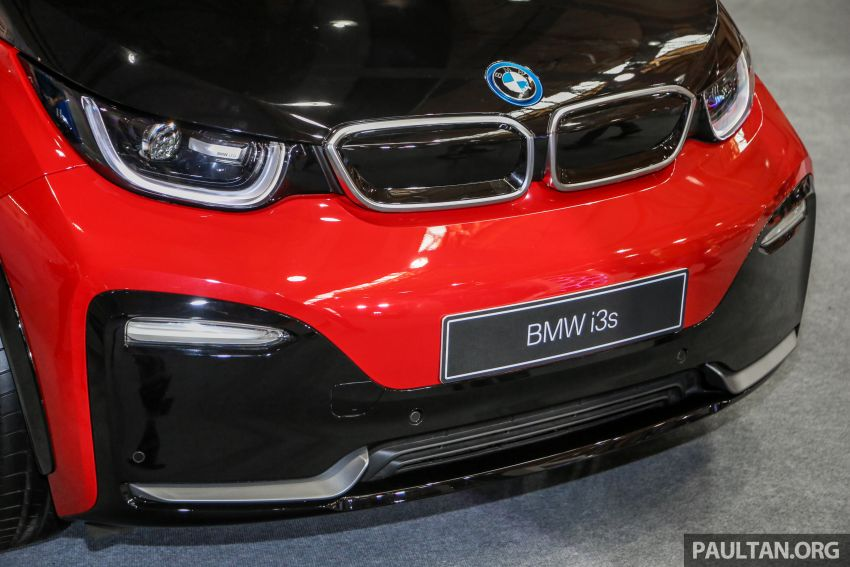 BMW i3s officially launched in Malaysia – 181 hp and 270 Nm, 120 Ah battery, 260 km EV range, RM279k Image #945745