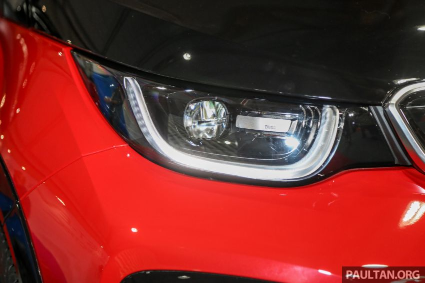 BMW i3s officially launched in Malaysia – 181 hp and 270 Nm, 120 Ah battery, 260 km EV range, RM279k Image #945747