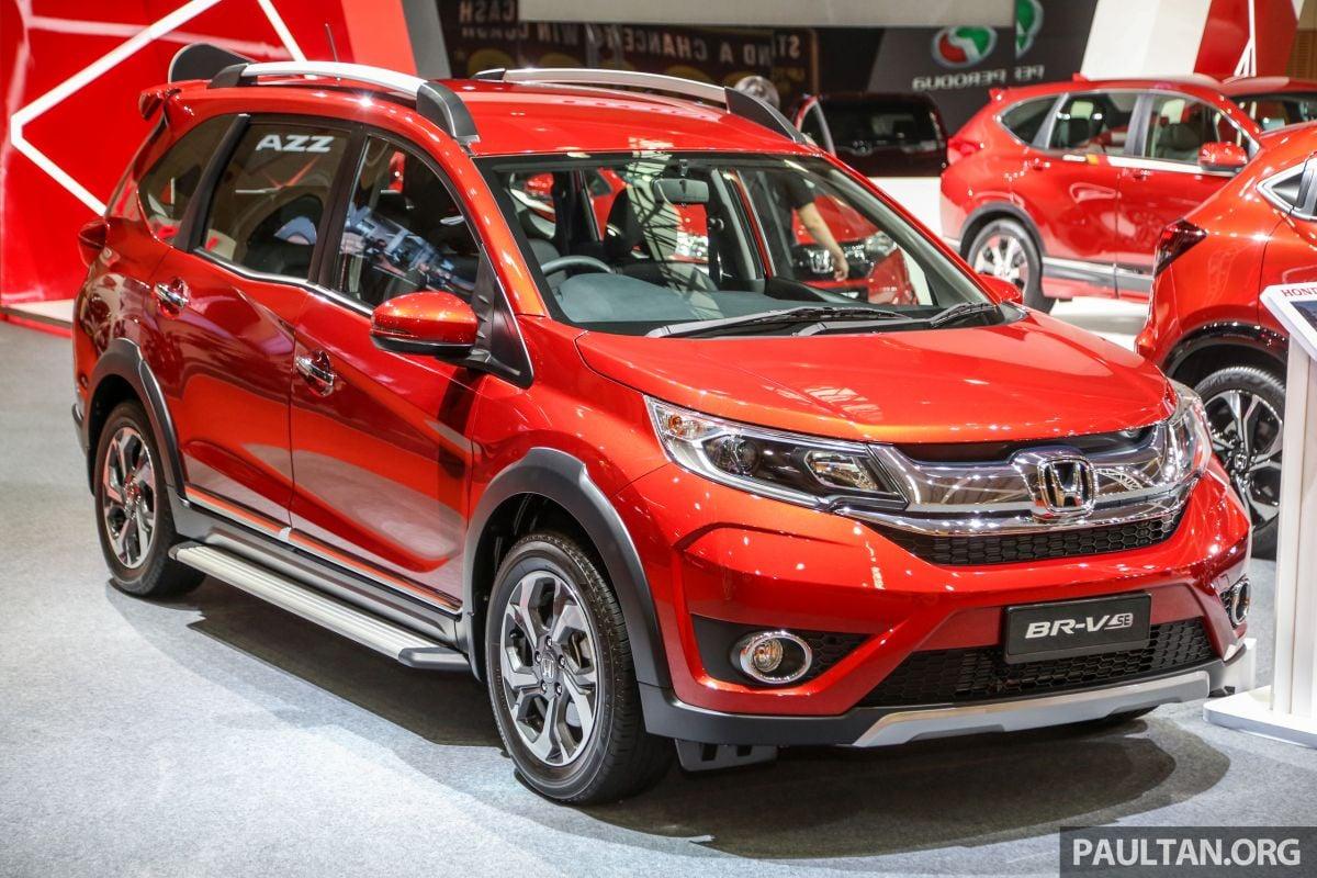 Honda BR-V Special Edition - 300 units; from RM91k