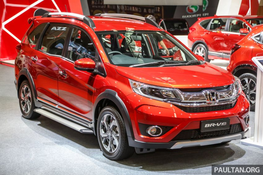 Honda BR-V Special Edition – 300 units; from RM91k Image #946316