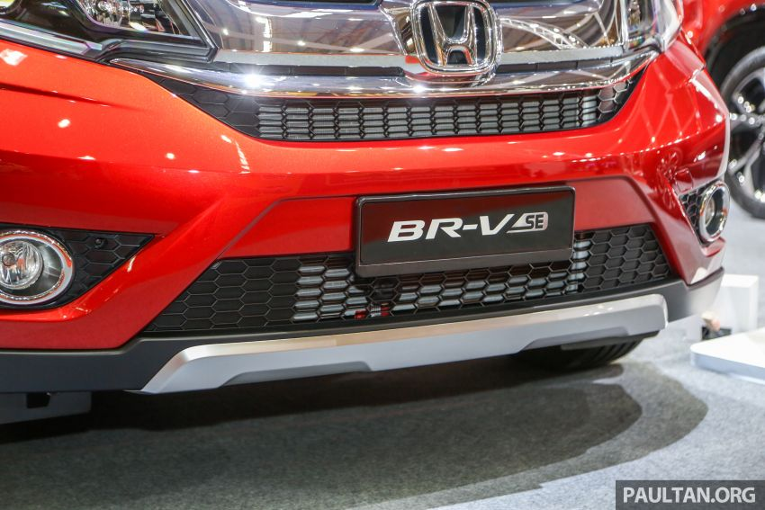 Honda BR-V Special Edition – 300 units; from RM91k Image #946331