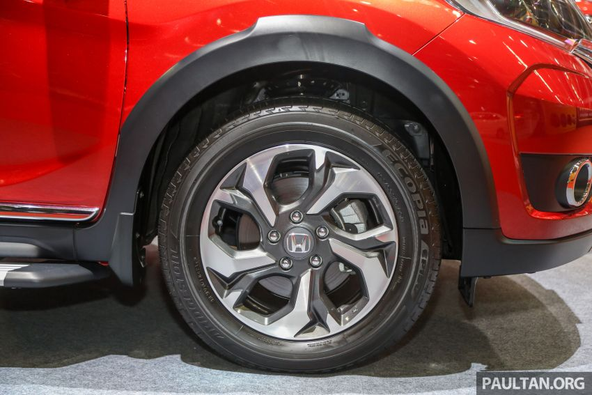Honda BR-V Special Edition – 300 units; from RM91k Image #946332