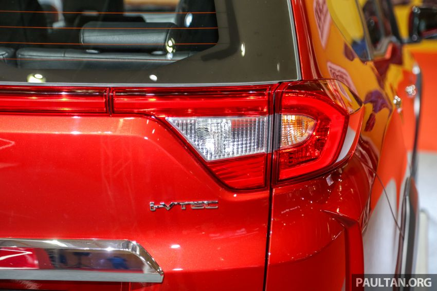 Honda BR-V Special Edition – 300 units; from RM91k Image #946340