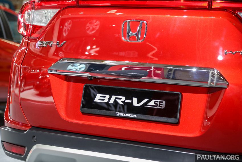 Honda BR-V Special Edition – 300 units; from RM91k Image #946341
