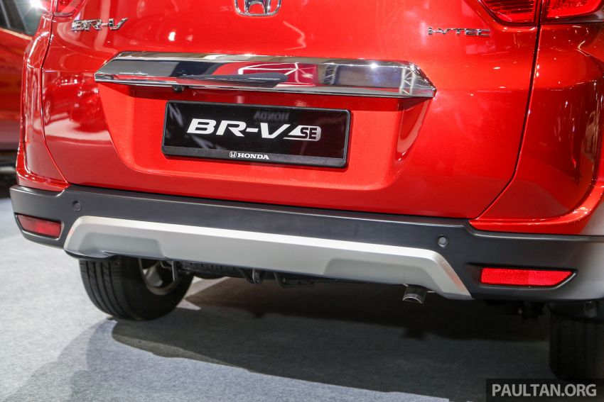 Honda BR-V Special Edition – 300 units; from RM91k Image #946342