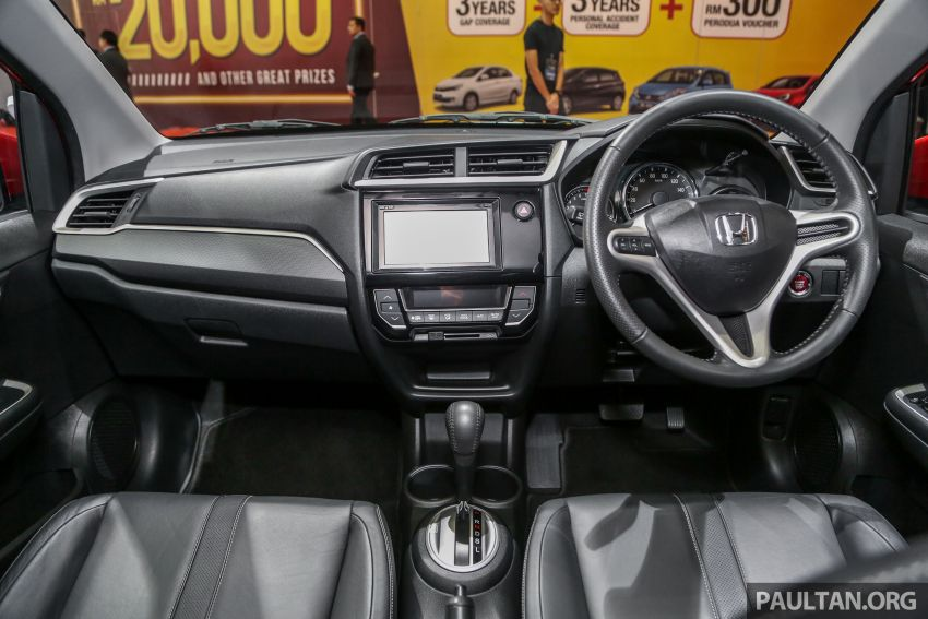 Honda BR-V Special Edition – 300 units; from RM91k Image #946345