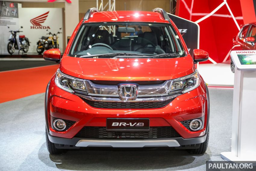 Honda BR-V Special Edition – 300 units; from RM91k Image #946320