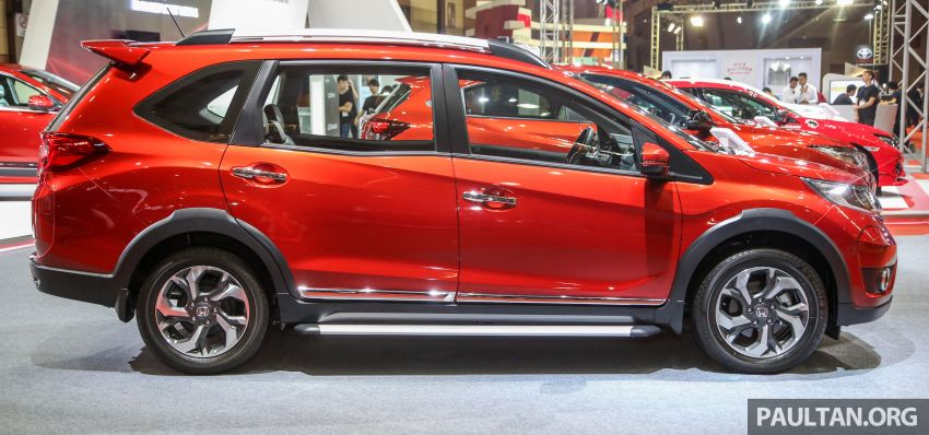 Honda BR-V Special Edition – 300 units; from RM91k Image #946324