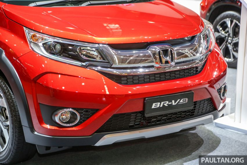 Honda BR-V Special Edition – 300 units; from RM91k Image #946326